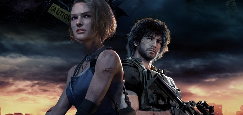 Resident Evil 3 bohaterowie