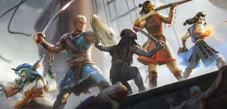 Pillars of Eternity 2: Deadfire oficjalnie zmierza na PlayStation 4, Xbox One i Nintendo Switch