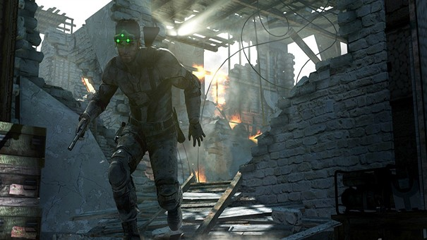 Bądź jak duch w Splinter Cell: Blacklist