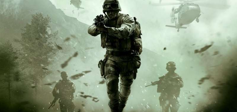 żołnierz z call of duty modern warfare