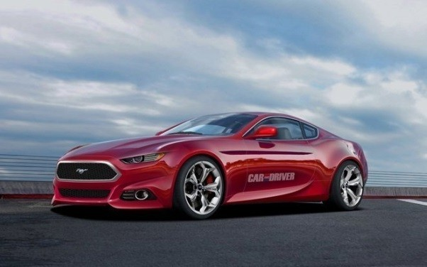 Ford Mustang 2015 nadjeżdża do Need for Speed: Rivals