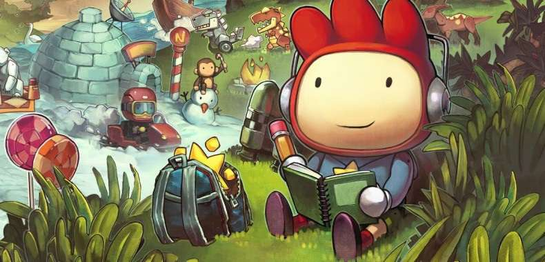 Scribblenauts Showdown zmierza na PlayStation 4, Xbox One i Nintendo Switch. Prezentacja na TGA?