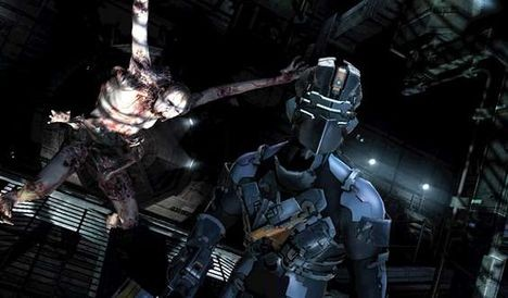 Nowe screeny z Dead Space 2