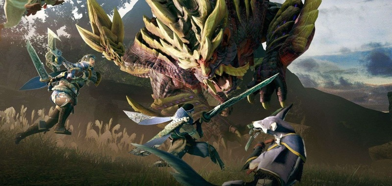 Monster Hunter Rise 5 mln kopii