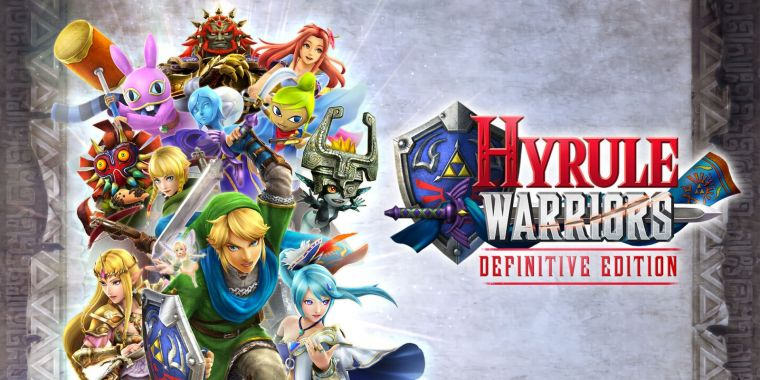 Nota 02 - Hyrule Warriors: Definitive Edition (Switch,WiiU,3DS)