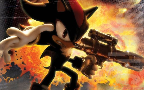 Shadow the Hedgehog, czyli moje Guilty Pleasure