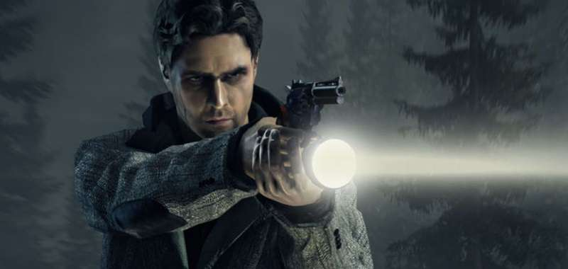 Alan Wake PS4