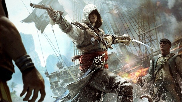 Assassin's Creed IV: Black Flag to nie tylko gry...