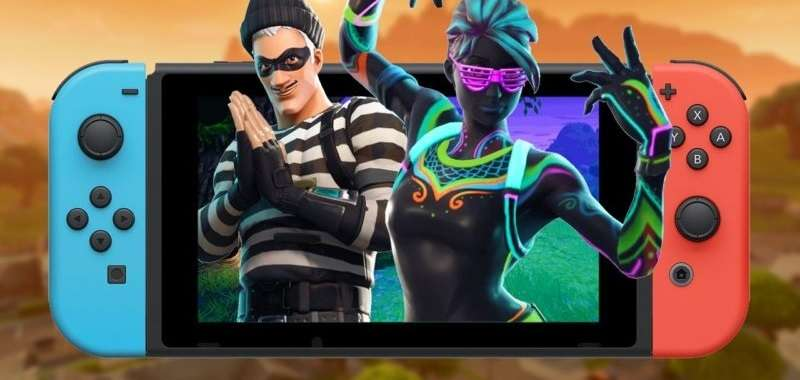 Fortnite nie wymaga abonamentu Nintendo Switch Online
