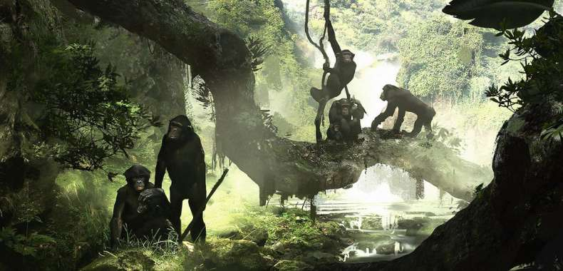gameplay do Ancestors: The Humankind Odyssey