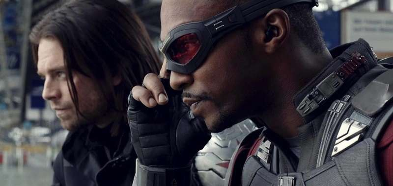 The Falcon and The Winter Soldier starzy bohaterowie