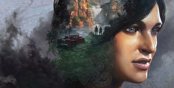 Uncharted: The Lost Legacy na okładce Game Informer
