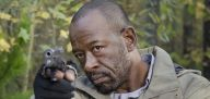 The Walking Dead. Lennie James twierdzi, że Morgan James
