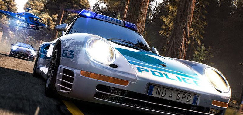 Need for Speed: Hot Pursuit Remastered porównanie