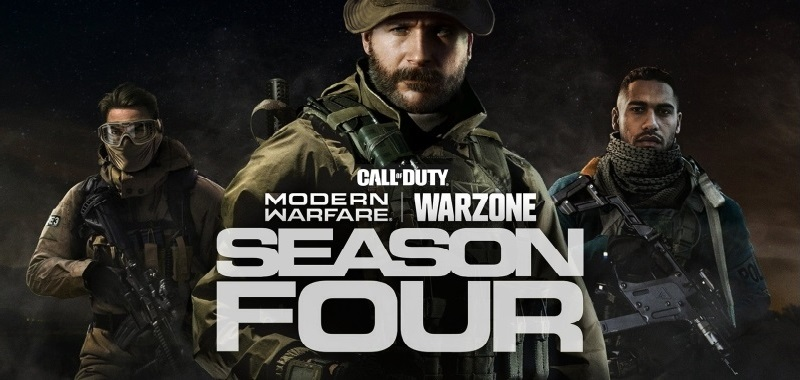 Call of Duty: Warzone 4 sezon