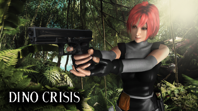 """End of the line for you, handsome!"" – recenzja gry Dino Crisis"