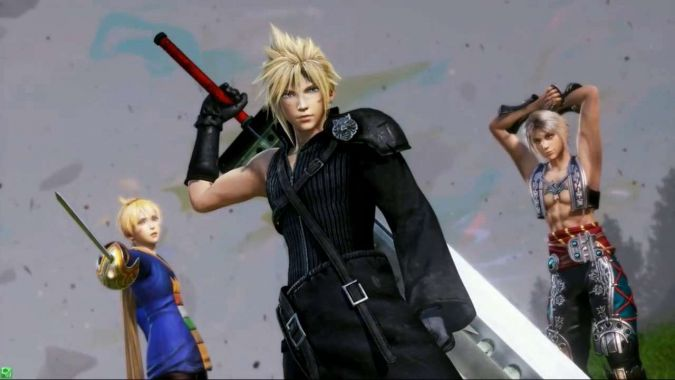 Dissidia Final Fantasy NT w formule free-to-play