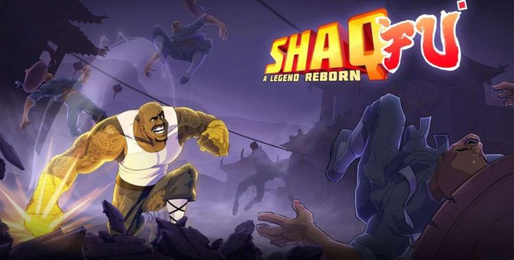 Shaq Fu: A Legend Reborn na nagraniu z Nintendo Switch