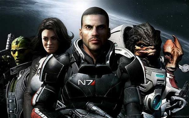 Mass Effect 3: w UK Xbox 360 zgarnia 73%