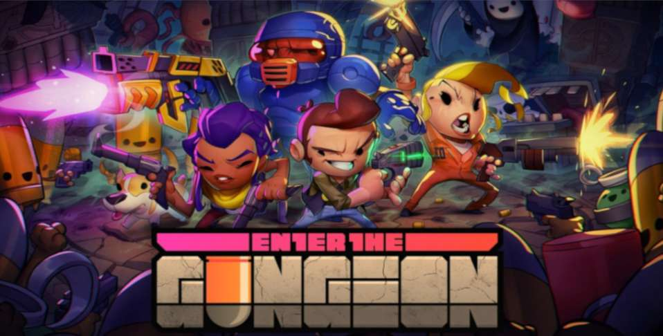 Enter the Gungeon - aktualizacja Advanced Gungeon & Draguns coraz bliżej