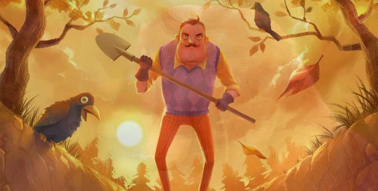 Hello Neighbor z datą premiery na iOS