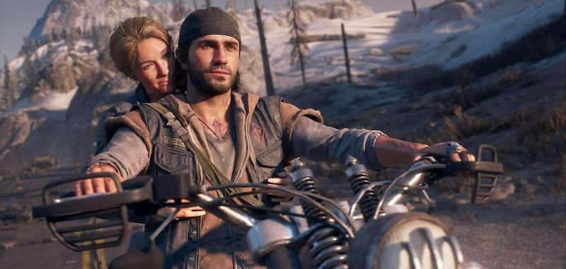 Days Gone PS4 PS Now