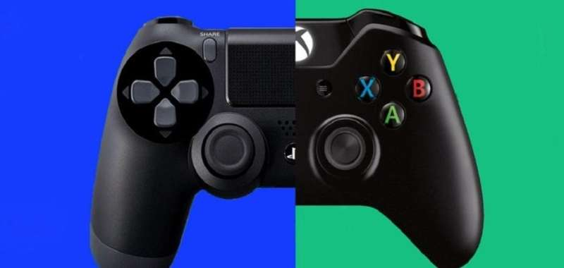 PlayStation x Xbox