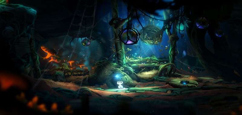 Demo Ori and the Blind Forest do pobrania z Nintendo eShop