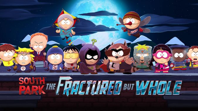 South Park The Fractured But Whole[PS4/XBO/NDS/PC]