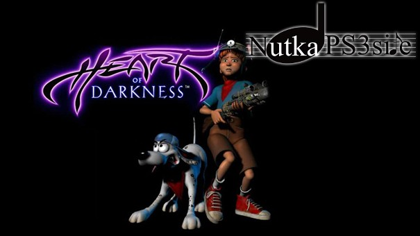 Nutka PS3Site: Heart of Darkness (PSOne)