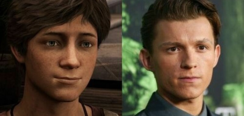 Uncharted Sony Tom Holland