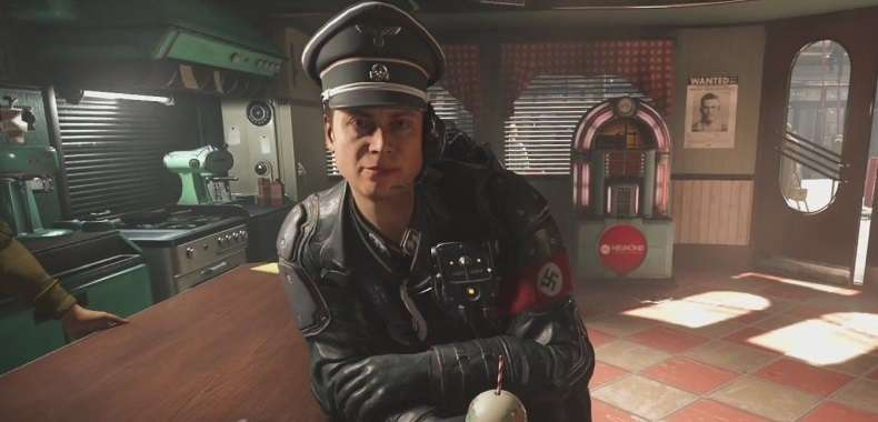 Wolfenstein II: The New Colossus na Nintendo Switch bez lokalizacji. Gameplay pokazuje nową wersję