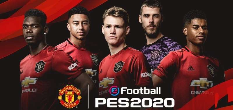 Manchester United PES 2020
