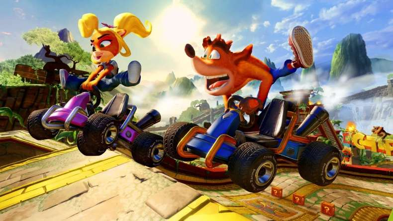 Crash Team Racing Nitro-Fueled - wrażenia po kilku dniach