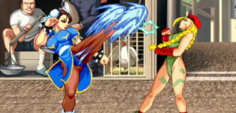 Ultra Street Fighter II: The Final Challengers gameplay