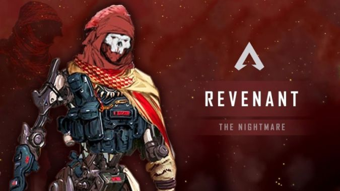 Apex Legends Revenant