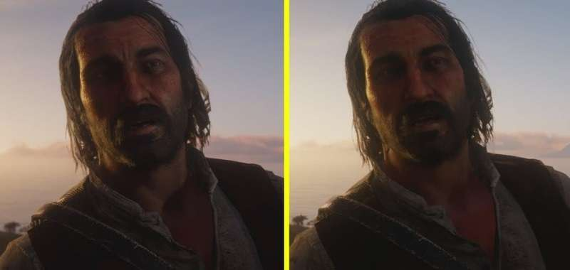 Red Dead Redemption 2 - PC vs XOneX