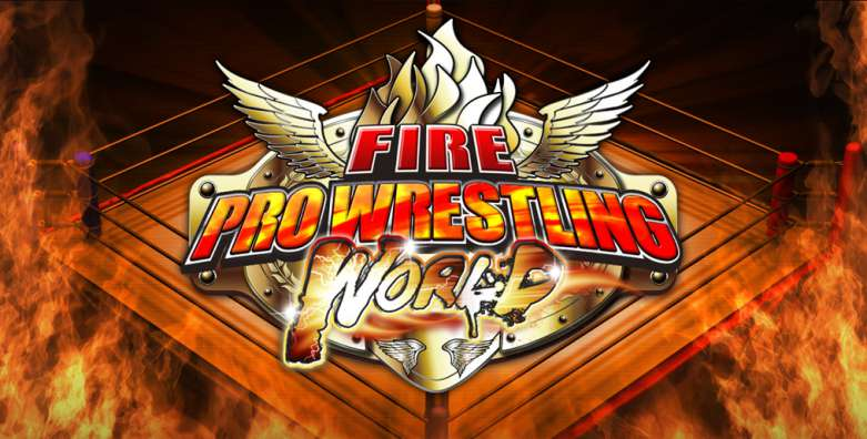 Fire Pro Wrestling World na PS4 tego lata