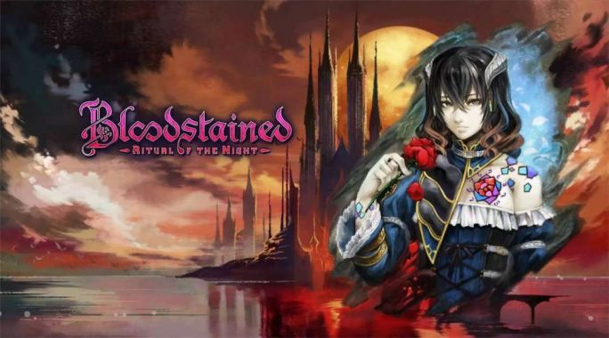 Bloodstained i Super Mario Maker 2