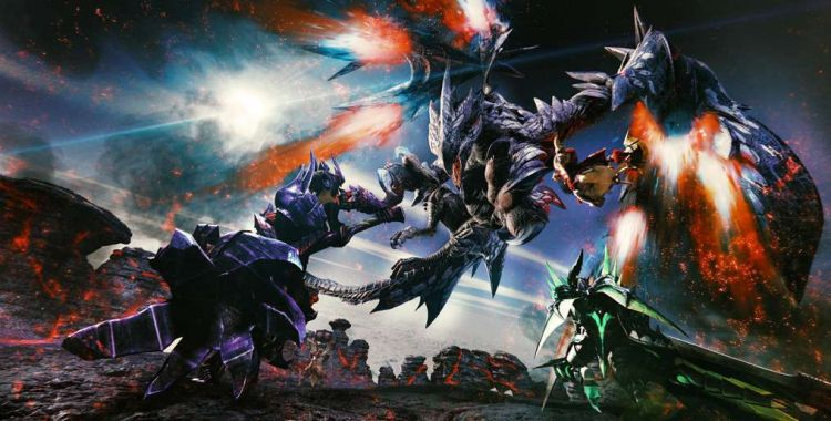 Monster Hunter Generations Ultimate trafi na Switcha