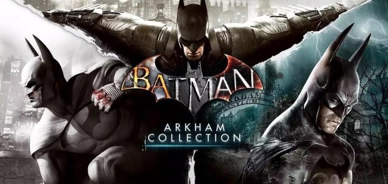 Batman: Arkham Collection trafi w Polsce do pudełek. Dobra cena zestawu