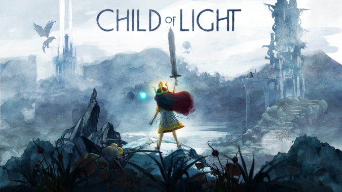 MOJE GRANIE CHILD OF LIGHT THE END