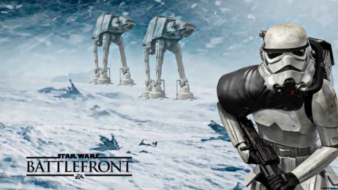 Star Wars: Battlefront aspiruje do miana potężnego Jedi