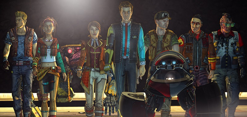 Tales from the Borderlands na PS5 i XSX