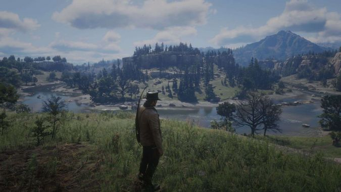The Art of #2 Red Dead Redemption 2