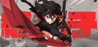 Kill la Kill the Game: IF. Gameplay ukazuje wojowniczki w starciu