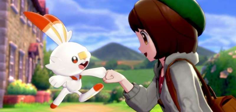 Pokemon Sword/Shield nowy pokemon
