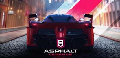 Asphalt 9: Legends zmierza na Nintendo Switch