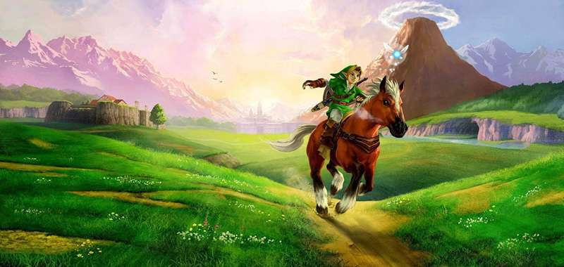The Legend of Zelda: Ocarina of Time jako gra multiplayer