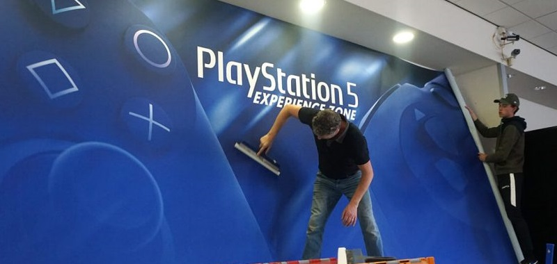 PlayStation 5 Experience Zone